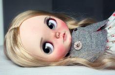 Julie custom Blythe doll by Jodiedolls by Jodiedolls on Etsy