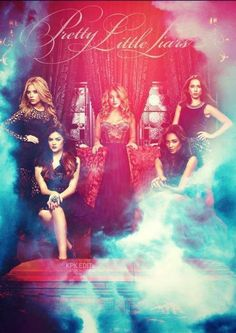 Uploaded by Evlyn. Find images and videos about pretty little liars, pll and ashley benson on We Heart It - the app to get lost in what you love. Best Tv Shows, Best Shows Ever, Favorite Tv Shows, Movies And Tv Shows, My Favorite Things, Pll, Abc Family, Gossip Girl, Prety Little Liars