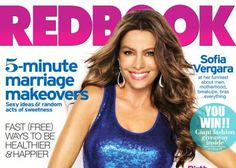 I always read Redbook when I want information on how to fix a marriage. LOL
