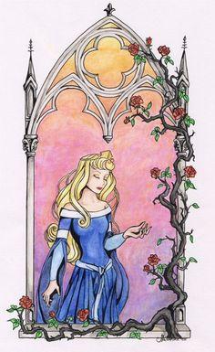 Aurora...my favorite Disney Princess