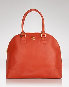 Tory Burch Satchel - Robinson Dome | Bloomingdale's