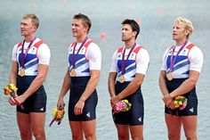 Triumph on the water! Team GB finishes top of the rowing table with four golds - Sport - Evening Standard