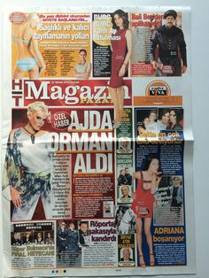 HaberTürk Magazin 20.04.2014