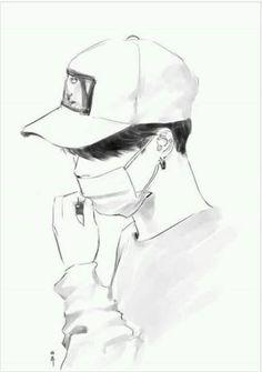 Read capitulo 7 (parte dos de sabe cuantas :b) from the story adoptada Por bts?[bts y tu] by anitacachorrita with reads. Jimin Fanart, Kpop Fanart, Manga Boy, Kpop Drawings, Drawings For Boys, Pencil Drawings, Cute Anime Guys, Anime Boys, Bts Chibi