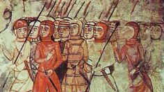 A piece of Byzantine hagiography from the fourteenth century which, in spite of its religious character, is a valuable source for the history of the Catalan Grand Company, Roger de Flor's famous band of Spanish mercenaries hired by the Byzantine emperor Andronikos II Palaiologos (1282-1328) to fight the Turks in Anatolia.