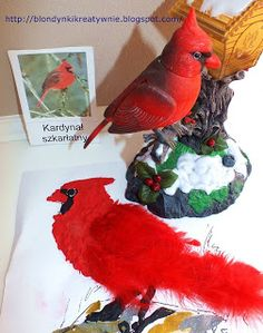 NASZE PTAKI   Lena jest miłośniczką ptaków zresztą wszystkiego co lata sama bardzo by chciała latać jak to pięciolatka .   Często jedźmy p... Parrot, Rooster, Crafts For Kids, Bird, Animals, Parrot Bird, Crafts For Children, Animales, Kids Arts And Crafts