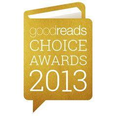 goodreads Choice Awards 2013 -- Best Books of 2013