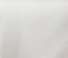 Faux Velvet by Crypton Fabrics! 100,000 Dbl. Rubs and Stain Resistant/Cleanable. White in color. Beautiful fabric you can live on!