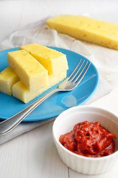 Как приготовить поленту, пошаговый рецепт с фото, кулинарный блог andychef.ru