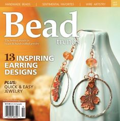 Bead Trends Magazine Oct 2010   Northridge Publishing