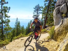 Lake Tahoe Mountain Biking Trail Guide - Routes 2 Check Out 4 Summer Splash Mountain, Mountain Style, California Places To Visit, Incline Village, Alpine Meadow, Trail Guide, Mountain Bike Trails, South Lake Tahoe, Cross Country Skiing
