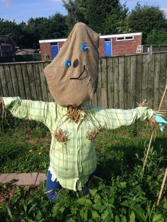 Our scarecrow
