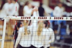 Custom Top Net Tape - Brown Volleyball Volleyball Net, Tape, Brown, Brown Colors, Band, Ice