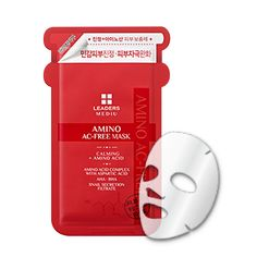 [Leaders] Mediu Amino AC-Free Mask (1Box)