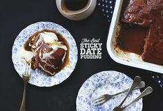 Oh sweet nectar of the gods. Sweet delicious river of molten sugar, butter and cream. How could anyone call you bad?  How could anyone ever look upon the glory of the Stick Date Pudding, swathed as it is...