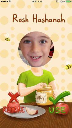 rosh hashanah story for preschoolers