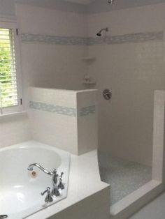 'A marvelous bathroom transformation' to a North Carolina home