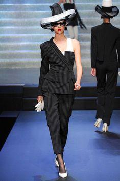 Jean Paul Gaultier. Colección Primavera-Verano 2015. París
