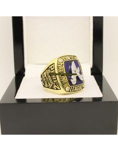Atlanta Braves 1999 NL National League Baseball Championship Ring