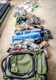 Paige Seven: How to Pack for a 10-Day European Vacation: Summer Edition Good.
