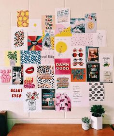Photowall Ideas, College Room, College Wall Art, Aesthetic Room Decor, Dream Rooms, Dorm Decorations, House Rooms, My Room, Bedroom Decor
