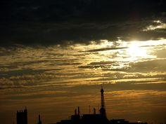 CRACK THE HEAVENS  #paris    by WILLPOWER STUDIOS | WILLIAM ISMAEL | www.WillpowerStudios.com