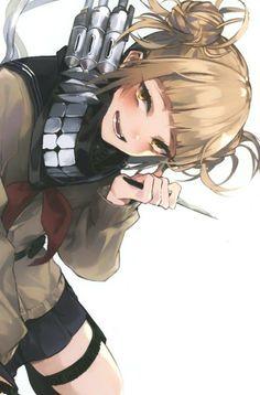 Himiko Toga - My Hero Academia ^^ / - Bilder Neu Fanart Manga, Bakugou Manga, Manga Drawing, My Hero Academia Bakugou, Hero Academia Characters, Anime Characters, Character Sketches, Character Drawing, Character Design