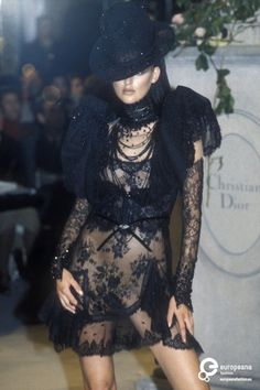 Christian Dior, Spring-Summer 1997, Couture