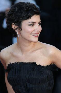Audrey Tautou - 'La Venus a la Fourrure' Premieres in Cannes