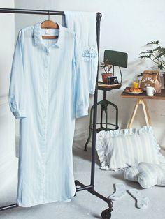 【ELLE】コージーなパジャマで迎えるエフォートレスな休日 エル・オンライン