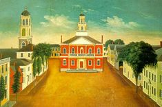 The 21 New England Capitals - http://www.newenglandhistoricalsociety.com/the-21-capitals-of-new-england/