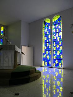 The Matisse Chapel. I'm glad we got to see it!