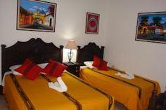 Hotel Las Camelias Inn , Antigua Guatemala, Guatemala ...rm 13 ;)