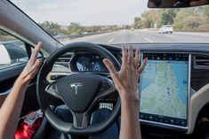 Tesla CEO Elon Musk has confirmed that the company's self-driving Autopilot technology has gotten regulatory approval in a bunch more countries. Tesla Model S, Tesla Ceo, Tesla Owner, Tesla Motors, Elon Musk Tesla, Assurance Auto, Double Standards, Car Camera, Self Driving