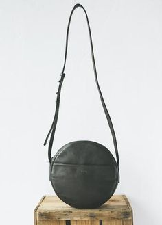 Baggu - Circle Purse in Black