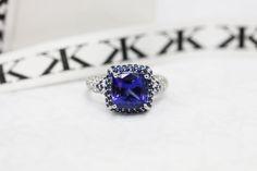 Tanzanite and blue sapphire, dress ring by Kalfin Jewellery #kalfinjewellery #jewellers #diamondrings #diamonds #diamondring #engagementrings #custommaderings #details #design #diamondengagementrings #love #engagementringsmelbourne #cbdjewellers #Melbourne #city #melbournejeweller #diamondringsmelbourne #handmaderings #custommadejewellery #jewellers #bluesapphire #tanzanite #present #gift #picoftheday  #weddingrings #gentsring #diamondjewellery #wedding #couture #luxury www.kalfin.com.au
