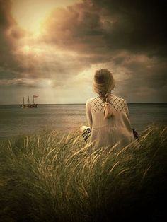 Soul of Simplicity - Lean on God and follow the horizon of faith. ♥