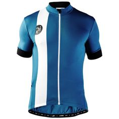 Mens Newlands Jersey (Teal White) Cycling Gear 439a01364