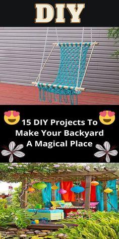 Garden Yard Ideas, Backyard Projects, Outdoor Projects, Diy Projects, Backyard Ideas, Diy Mosquito Repellent, Outdoor Fun, Outdoor Life, Handyman Projects