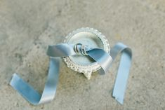 A romantic, dusty blue wedding inspiration shoot with blue bridesmaids dresses and dusty blue wedding cakes. Dusty Blue Weddings, Turquoise Weddings, Blue Color Schemes, Blue Bridesmaids, Beautiful Engagement Rings, Bridal Accessories, Wedding Jewelry, Wedding Cake, Wedding 2017