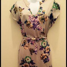 Spotted while shopping on Poshmark: Beautiful satin dress/tunic! #poshmark #fashion #shopping #style #Dresses & Skirts
