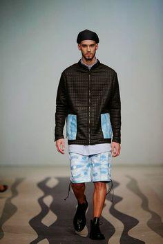Andrea Lazzari Spring/Summer 2015 - Moda Lisboa