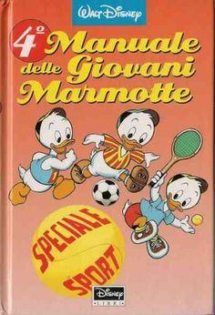 Il Manuale delle Giovani Marmotte (edizione speciale sport).