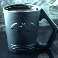 Batman Ceramic Coffee Mug - Batman Gift #batman #mug #coffeemug