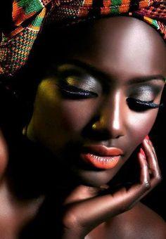 Stunning! ~African fashion, Ankara, kitenge, African women dresses, African prints, African men's fashion, Nigerian style, Ghanaian fashion ~DKK