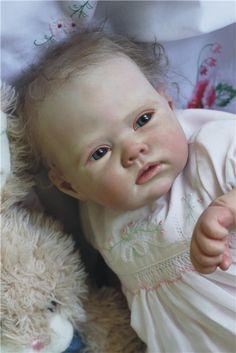 Veronica! Reborn Doll Anna Harutyunyan / Reborn Baby Dolls - photos, making their own hands. Reborn Baby doll - vote skill / Beybiki. Photo Dolls. Clothes for dolls