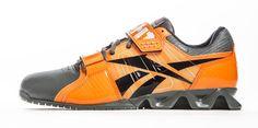 Reebok CrossFit Lifter Plus (Orange) - Mens CrossFit Shoes - Rogue