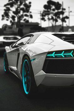 The Random Lamborghini.