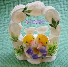Cheap Artesanías bivalvos cesta de la flor derlook otra regalo de cumpleaños, Compro Calidad Natural Crafts directamente de los surtidores de China: Detalles del producto