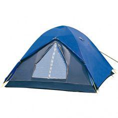 2ced3d4c9 Barraca de Camping Tipo Iglu Fox para até 4 Pessoas - Nautika 155320